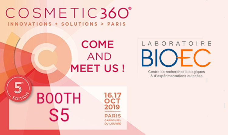 Cosmetic 360 2019 Paris